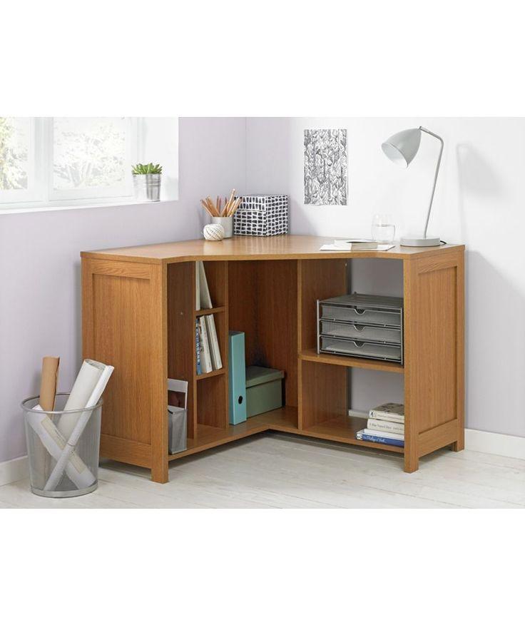16 best my desk area images on pinterest desks home. Black Bedroom Furniture Sets. Home Design Ideas