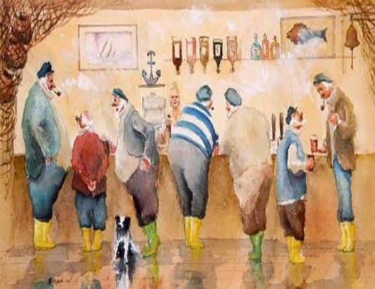 Des Brophy - A Fishermans Friend