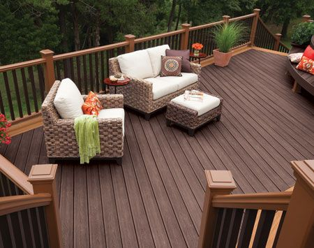 how to choose composite decking trex deckingvintage lanternsbackyard ideasoutdoor