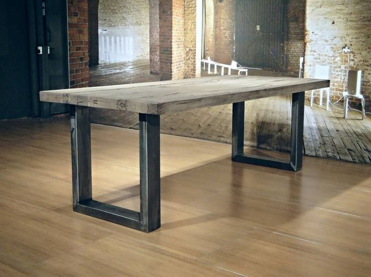 Industriele Keuken Tweedehands : Industriele tafel Montreuil – ROBUUSTE TAFELS! Direct uit voorraad of