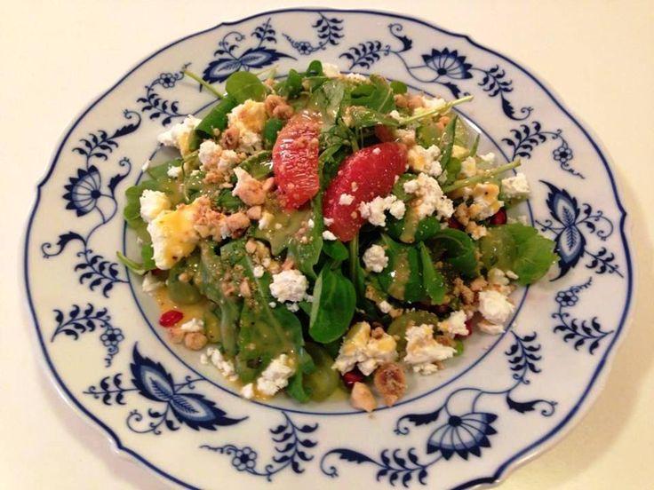 fresh salat....