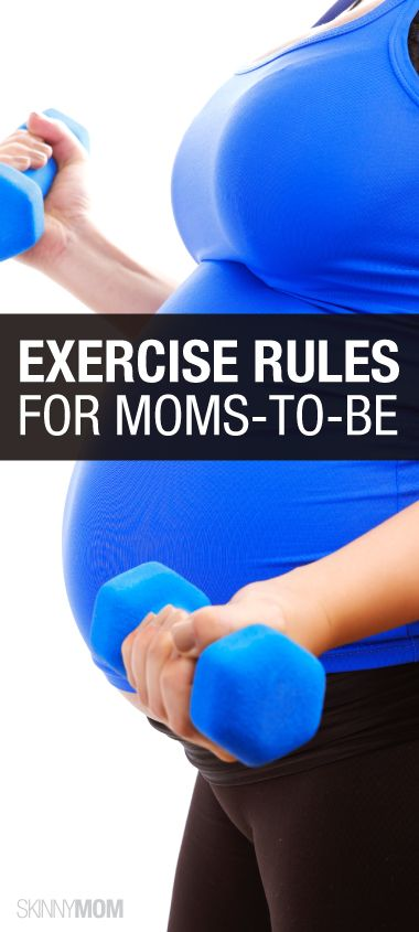 if you're expecting, this is a definitely MUST. Exercise workout