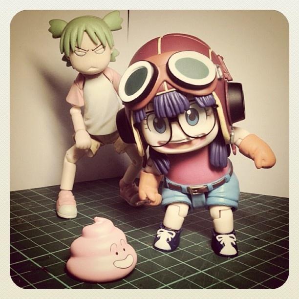 阿拉蕾新入替 #ARALE #Yotsubato #toys #figure