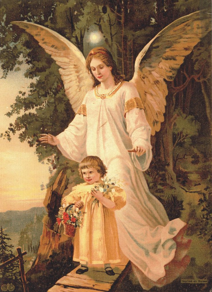 Guardian Angel (1) From: Images De Angeles (2) Webpage has a Pinterest Share Button