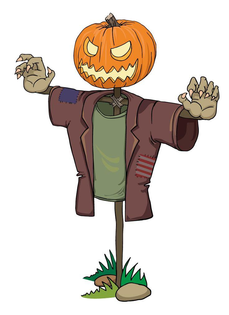 468 's make scarecrow
