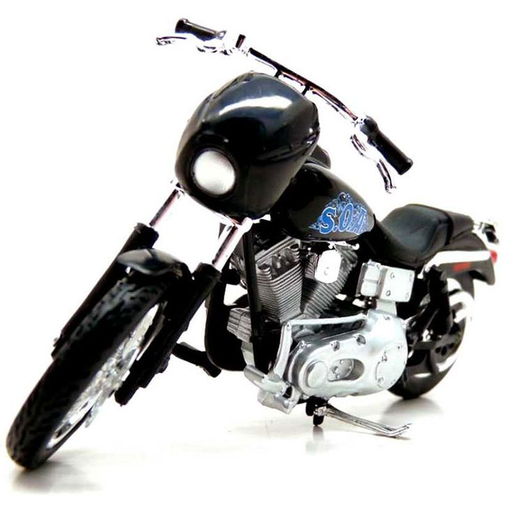 "HARLEY-DAVIDSON ""OPIE"" – ESCALA 1:18 – SONS OF ANARCHY"