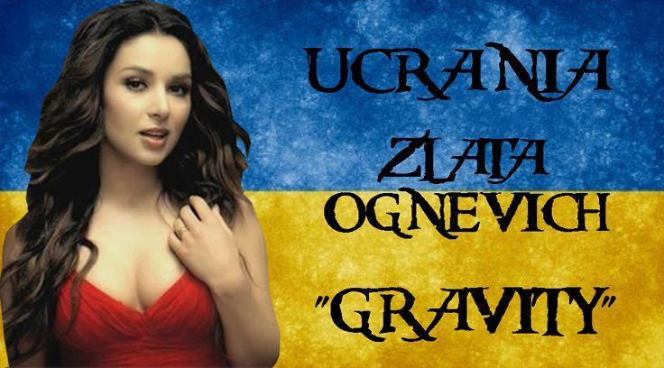 Zlata Ognevich - Ucrania