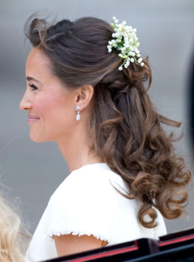 ハーフアップもかわいい♪結婚式お呼ばれのヘアスタイル♪ロングヘアの列席者さんの髪型参考一覧♡