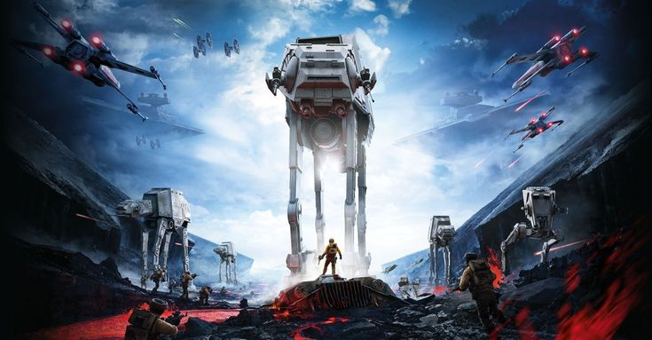 Star Wars Battlefront ocupa 19 GB de espaço no HDD do Xbox One