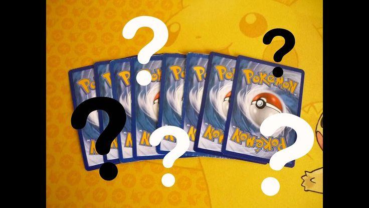 Retour de Brocante n°7 : Cartes Pokemon ! + petites précisions