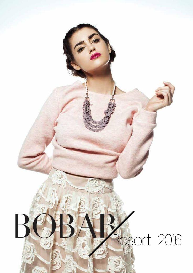 BOBAR Resort 2016 Collection