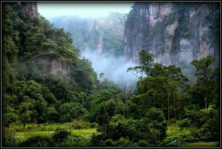 Lembah Parau, Payakumbuh