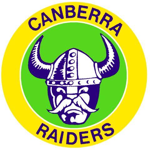 Canberra Raiders original logo