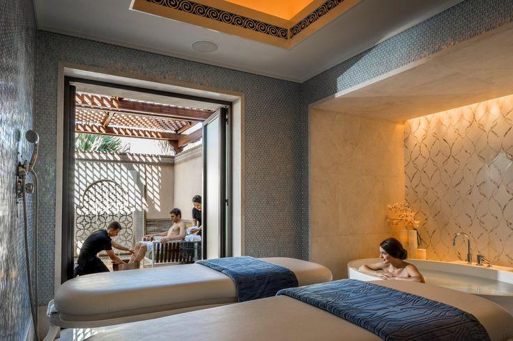 52 best our prestigious clients images on pinterest spa for Spa uniform dubai
