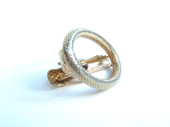vintage tie clip