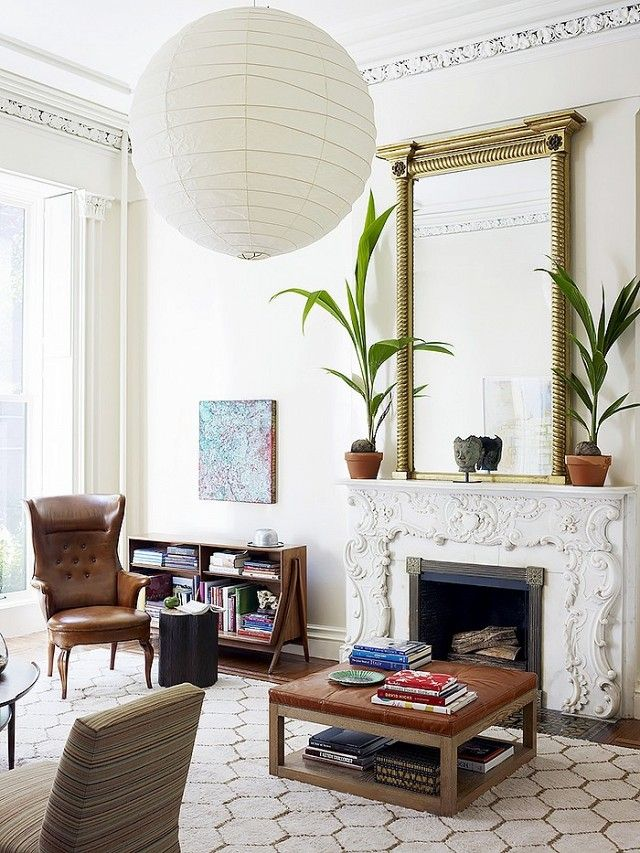 How To Get That Cool Brooklyn Brownstone Style At Home Part 87