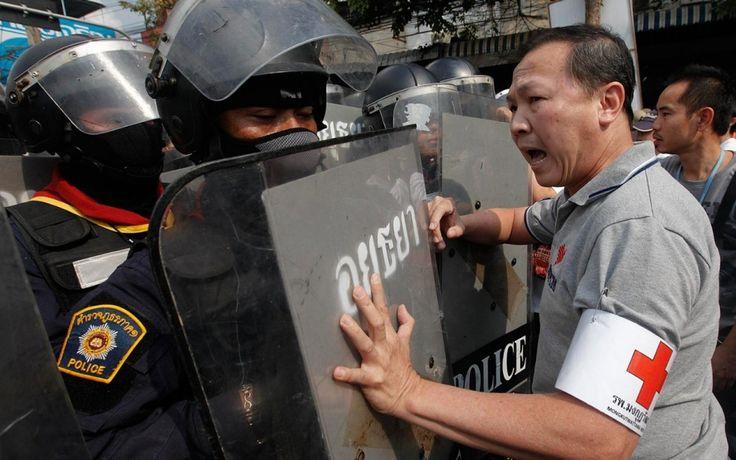 Thailand's fight over who should rule - ALJAZEERA AMERICA #Thailand, #Politics