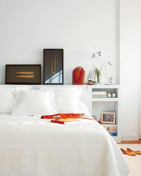 Alternativas para cabeceros de cama cabecero camas y - Cojin para cabecero de cama ...
