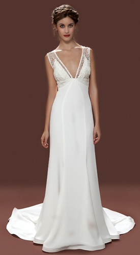 A vintage inspired 1930s wedding dress the lara hannah for 20 style wedding dresses