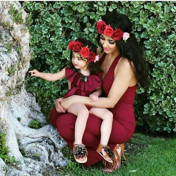 صور ام وابنتها خلفيات انستغرام ازياء ام وابنتها اخبار العراق Mother Daughter Outfits Mommy Daughter Outfits Mother Daughter Fashion