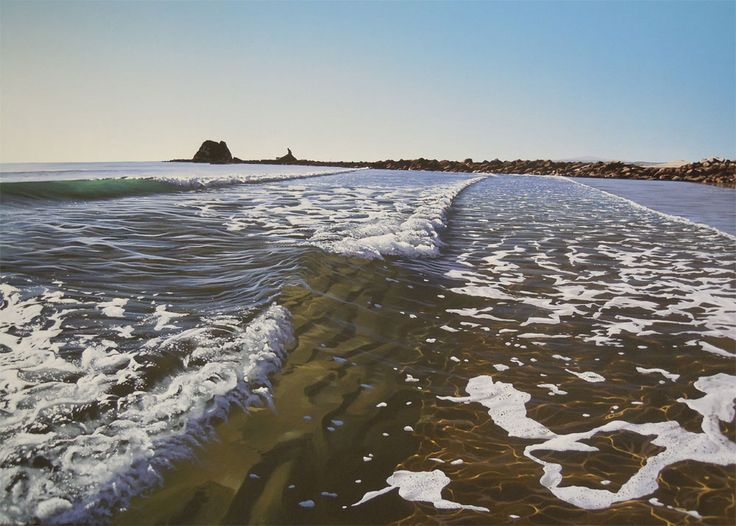 Parnell Gallery artist Matt Payne Mangawhai Waves http://www.parnellgallery.co.nz/artworks/artist-matt-payne/mangawhai-waves/