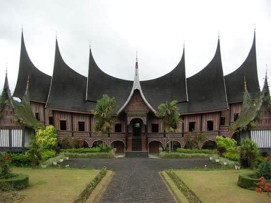 Gadang House, Indonesia