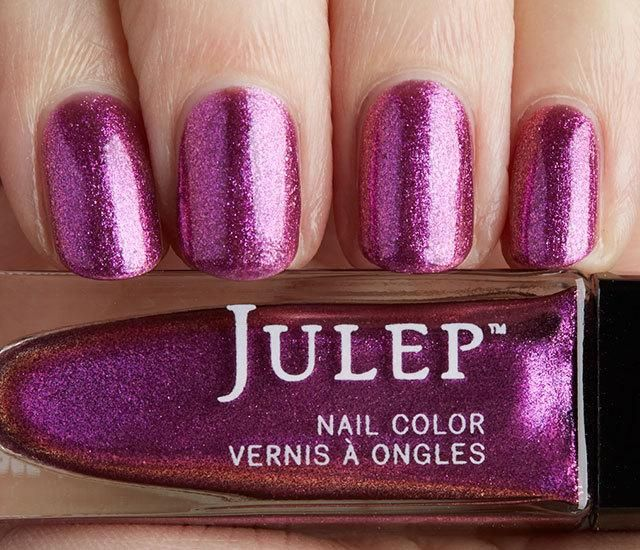 The 116 best Perfectly Purple images on Pinterest | Nail polish ...
