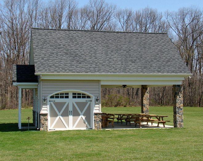 Plan 57114ha Three Car Garage With Rear Apartment Garage House Plans Carriage House Plans Garage Plans