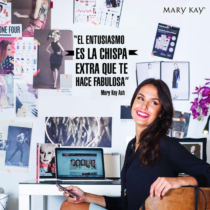 Haz lo que siempre has soñado. ☺✨🌟💖   #InspiraciónMaryKay #Frases #MaryKayAsh #Quotes