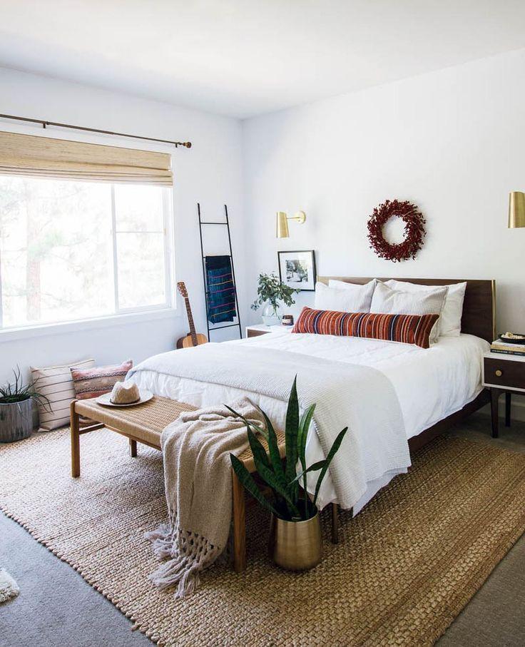Percale Venice Set Modern Boho Bedroom Simple Bedroom Home