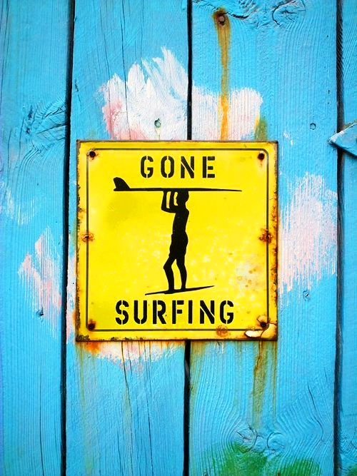 Gone Surfing... See you on that beach someday! ;p