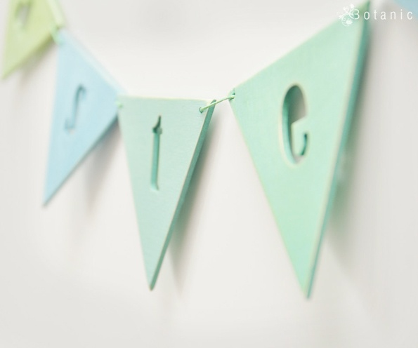 yeah ok place, just take my idea already. NOTE TO SELF MAKE THESE as a fun cute alternative to those letter cut outs that you string together-- At least do BOO! for halloween, etc.: Happy Easter Banner, Buntings, Garlands, Beautiful Bunting, Bunting Banner, Business, Bedroom, Banners