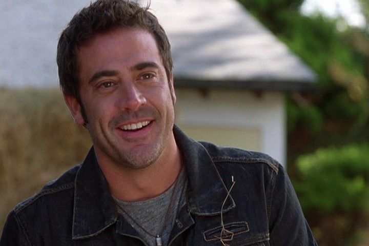 Jeffrey Dean Morgan   Watchmen & The Resident... kind of scary guy. But this movie, PS I love you, GORGEOUS :D