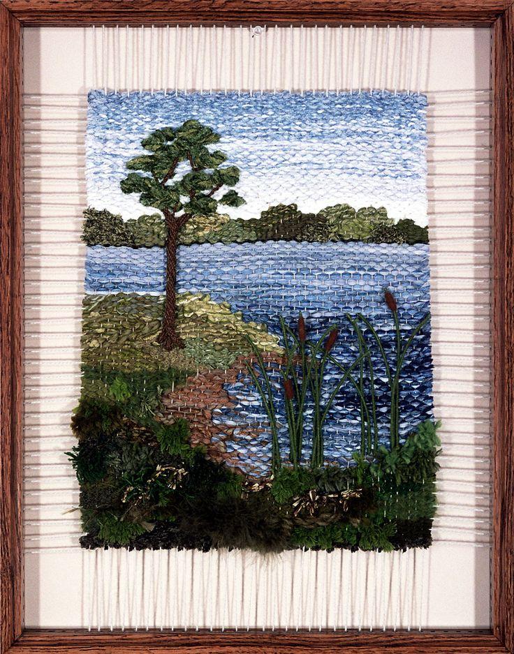Grebe Lake | by Dimensional Weaving