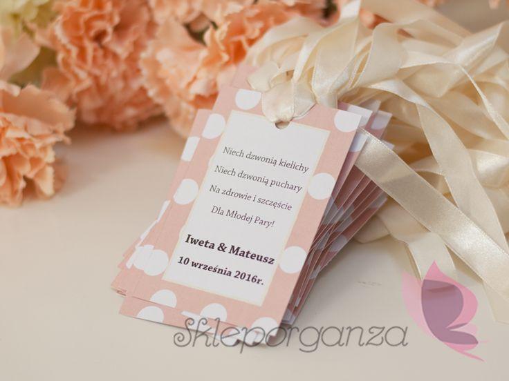 blog ślubny, brzoskwiniowe dodatki ślubne, brzoskwiniowe zaproszenia slubne…