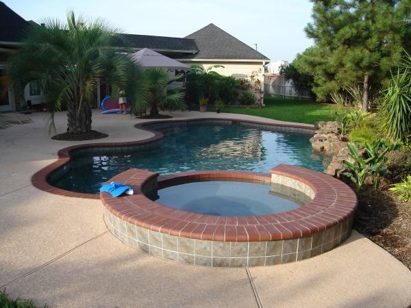 Bullnose Brick Coping Platinum Pools R And R