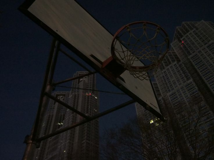 バスケットボール(17:13撮影)