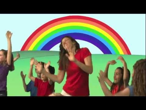 A quick song and movement activity for kids to get those extra wiggles out while working on listening skills!  Kids LOVE it!