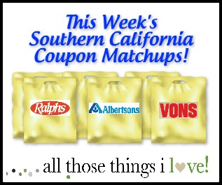 California grocery coupons