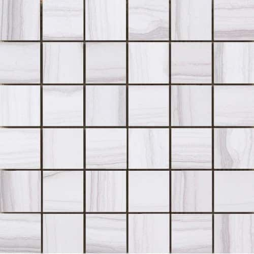 "Emser Tile F02CHRO-1212MO Chronicle - 2"" x 2"" Square Mosaic Multi-Surface Tile - (chronicle record)"