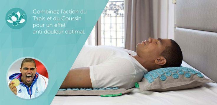 Champ de Fleurs est un matelas pour le mal de dos. Il soulage la douleur, améliore la circulation sanguine et le métabolisme cellulaire et détend les muscles.
