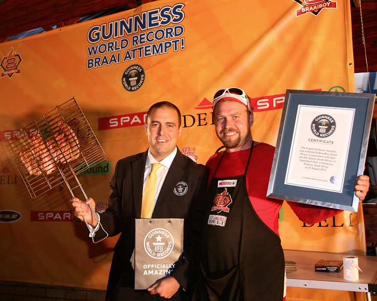 Guinness World Record - World's Longest Braai