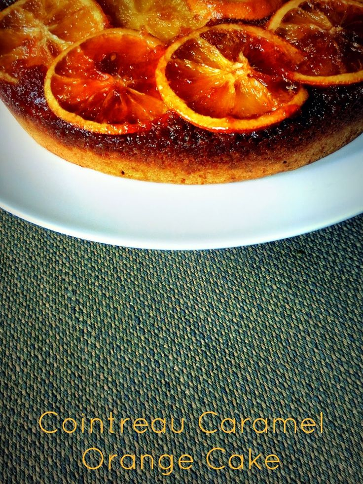Cointreau Caramel Orange Cake From Ravinder Bhogal Cointreau Caramel Orange Cake from Ravinder Bhogal Recipe. You know while feeding the baby and watching television, Ravinder's Kitchen came up and one of the...