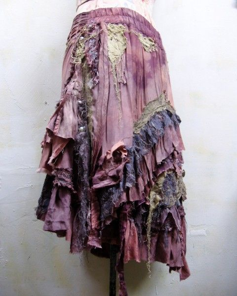 Heliotrope skirt 2012.  Adore this.  mm  gallery | GIBBOUS