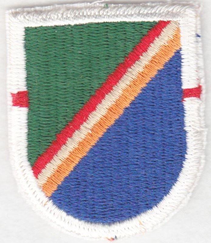 Patch: 1st Battalion, 75th Ranger Regiment (Airborne)