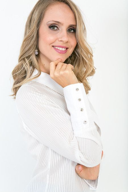 Camisa Margaret Lisa - Mari Villani