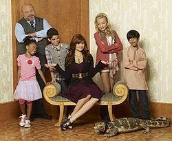 Cast of Disneys Jessie ~ Debby Ryan