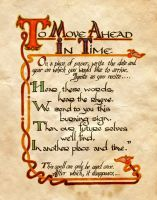 To Move Ahead In Time by Charmed-BOS