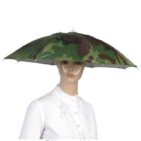 GODHL Sombrero de golf Pesca Camping novedad Sombreros Gorro paraguas sombrero camuflaje - http://comprarparaguas.com/baratos/de-hombre/godhl-sombrero-de-golf-pesca-camping-novedad-sombreros-gorro-paraguas-sombrero-camuflaje/