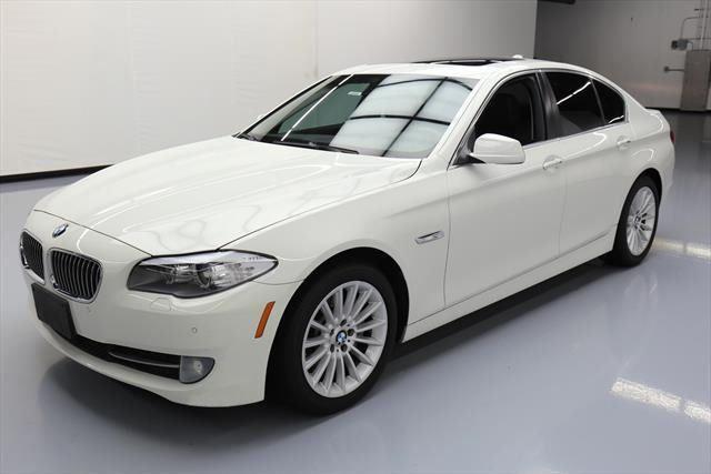 Nice Amazing 2012 BMW 5-Series Base Sedan 4-Door 2012 BMW 535I SUNROOF NAV REAR CAM HEATED LEATHER 22K #816848 Texas Direct Auto 2017 2018